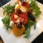 GOLDEN BEET & HEIRLOOM TOMATO